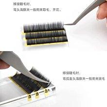 全場現貨? ?秀曼姿?日本高精密不鏽鋼種植嫁接睫毛工具 鑷子 美睫專用金羽夾 海豚夾子