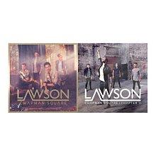 現貨 專輯 套售 全新未拆 Lawson 羅森樂團 Chapman Square 查普曼廣場加值盤 第二章進階盤 2CD