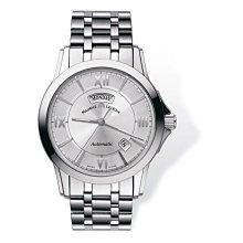 瑞士Mauric Lacroix艾美錶Pontos奔濤系列背簍空日曆鋼帶腕錶機械表ORIS浪琴MIDO雷達SINN豪雅