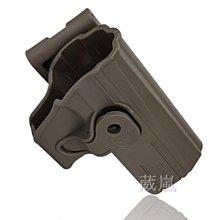 [01] CYTAC CZ P07 P09 快拔 槍套 沙(腰掛硬殼BB槍瓦斯槍玩具槍CO2槍手槍套槍盒槍袋彈匣套彈夾袋