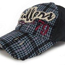 Rullers 韓製針織格紋棒球帽 Q037-4 FLYINDEUXE79  帽子專賣店