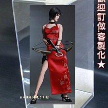 長田廣告 壓克力模型展示盒 15*15*高35cm 防塵盒 收藏盒 階梯型展示架 景品 PVC 刀劍神域 塗裝完成品