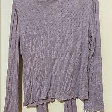 Polo Jeans Co. RALPH LAUREN 藕粉色 個性上衣 附同布款圍巾(姐姐自美國買回來,從沒穿過)