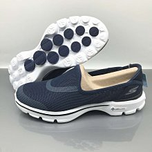 Skechers斯凱奇女鞋2021新款GO WALK3鏤空女鞋健步鞋輕便透氣一脚蹬運動鞋14030