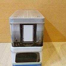 台北捷運高運量381型電聯車造型小鐵盒/馬口鐵盒/置物盒/掀蓋鐵盒