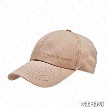 【WEEKEND】 RUSLAN BAGINSKIY RB Monogram 帽子 棒球帽 裸/奶茶色