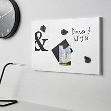 ☆創意生活精品☆IKEA SVENSAS 留言板(白色)60*40cm不含上牆螺絲