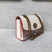 NaNa代購 COACH 31697 新款女士復古翻蓋斜跨包 山茶花雕花設計 時尚氣質 內置多隔層 可放長夾 附購證