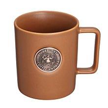 星巴克 starbucks 奶茶棕復古女神馬克杯16OZ 綠復古 奶茶棕 生日禮物 新年禮物 交換禮物