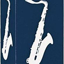 §唐川音樂§【Vandoren Traditional Tenor Reeds 薩克斯風 次中音 傳統藍盒 竹片 5片裝】(法國)