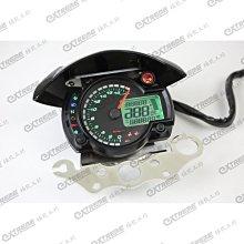 [極致工坊]野狼 狼R 傳狼 直上 KOSO RX-2N 多功能七彩液晶儀錶 線組 錶架