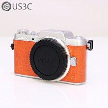 【US3C-小南門店】公司貨 Panasonic Lumix DMC-GF8 微單眼相機 數位相機 內建WiFi 1600萬像素 二手相機