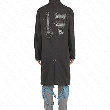 【WEEKEND】 C2H4 X NUMBER (N)INE 聯名 Blueprint 大衣 風衣 外套 灰色 18秋冬