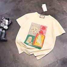 T恤 DANDT 四宮格塗鴉印花棉T恤(21 MAR)同風格請在賣場搜尋 SHA 或 歐美服飾