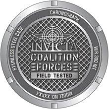 《大男人》Invicta Coalition Forces 23959 53.5mm 潛水錶