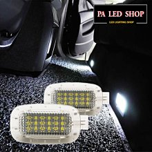 【PA LED】BENZ 賓士 解碼 18晶 LED 腳踏燈 W216 W221 W463 CANBUS 不亮故障燈