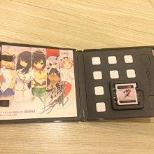 3DS N3DS 閃亂神樂 少女們的真影 非 真紅 Burst