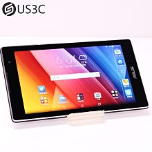 【US3C-台中店】華碩 ASUS ZenPad C 7.0 Z170CX 7吋 8G WiFi 黑色 ZenUI介面 二手平板