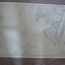 藍色小館46-1-航海圖-TAGOLO POINT TO CUYO ISLANDS