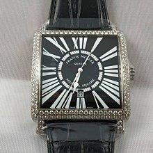 順利當舖 Franck Muller/法蘭克穆勒 新款42mm大錶徑6000系列18K白金自動男錶