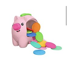 *小踢的家玩具出租*C4016費雪Fisher Price可愛動物小豬撲滿~即可租