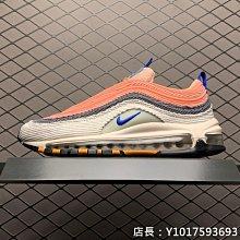 Nike Max 97  Pink Corduroy  休閒運動 慢跑鞋 CQ7512-046 男女鞋