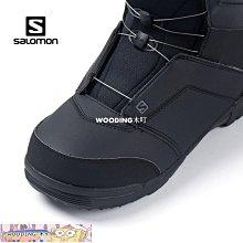 裝備Salomon薩洛蒙專業戶外秋冬新品滑雪具裝備單板滑雪鞋FACTION BOA戶外-WOODING木叮