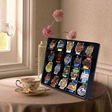 壁掛桌放兩用20格獎牌盒X3 獎牌蒐集 獎牌收藏盒 獎牌收納