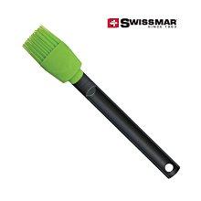 瑞士 Swissmar   Silicone Brush   矽膠 油刷  綠色