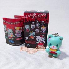 奇譚 Hello Kitty X MAD BARBARIANS 凱蒂貓 殭屍朋友 公仔吊飾盒玩 KITTY