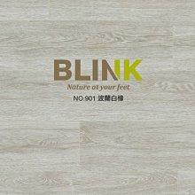 【BLINK】趨勢系列 超耐磨卡扣木地板 NO.901波蘭白橡(連工帶料/坪)