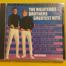 *愛樂熊貓*The Righteous Brothers正義兄弟Greatest Hits寶麗金早期版(無ifp)絕版