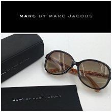 【皮老闆二店】樂1633 二手真品 Marc by marc jacobs MBMJ 太陽眼鏡