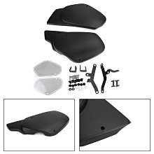 《極限超快感!!》Yamaha XSR700 2016-2020 車架側蓋護罩 整流罩 黑