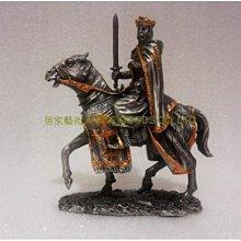 [  預購品 設計作品 合金 鐵甲武士 馬上英姿 ]-08808款..歐洲中古世紀 希臘羅馬武士.