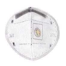 ㊣宇慶S舖㊣刷卡分期【台灣現貨】|3M 9541V/單入|KN95 P2活性碳防塵口罩 防PM2.5霧霾 有機氣體/粉塵