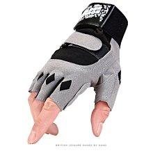 (現貨)博爾得 boulder 全新品 透氣防滑耐磨摶擊 健身手套 訓練健身專用半指手套(黑/灰)色