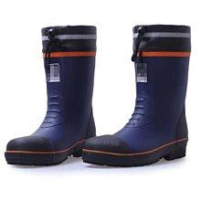 防砸男雨鞋中筒防滑防水安全鞋鋼頭橡膠套鞋男士春款成人水鞋夏