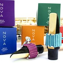 §唐川音樂§ Bambu【Nova Bb Clarinet Ligature 豎笛 手工編織金屬束圈】(阿根廷製)