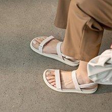 全真皮涼鞋 DANDT 時尚休閒簡約牛皮一字帶涼鞋(21 MAY BSH) 同風格請在賣場搜尋 BLU 或 歐美女鞋