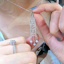 頂級【美國ILG鑽飾】鑽石項鍊ILG高科技鑽石未來鑽石磨星鑽戒指生日情人節七夕禮物純銀s925時尚熱銷全球聖誕特賣