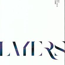 邕聖祐 ONE SEONG WU. LAYERS. CD