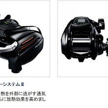 【NINA釣具】2015新款SHIMANO FORCE MASTER 9000 電動捲線器