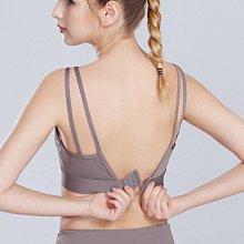 運動家 防震運動內衣 防下垂 瑜珈服 健身內衣 有氧韻律服 無鋼圈慢跑內衣 健身訓練 固定胸墊 好穿脫2026
