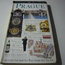 DK EYEWITNESS TRAVEL GUIDES PRAGUE 捷克布拉格英文版背包客深度旅行旅遊工具書 超商取付