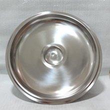 ((同心牌))正304(18-8)不鏽鋼高鍋蓋42cm(黑頭)
