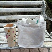 米卡洛客製 客製化飲料杯套袋 便當提袋 可開收據~ 飲料提袋 棉布袋 購物袋 環保袋