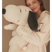 日本 史努比 Gelato Pique 超大 趴趴娃娃 抱枕 午睡枕 絨毛娃娃毛絨玩具玩偶 靠枕 snoopy 生日禮物