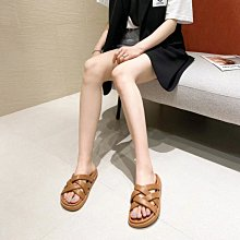 休閒拖鞋 DANDT 網紅百搭編織鏤空拖鞋(21 MAY 1119) 同風格請在賣場搜尋 WXY 或 華流鞋款