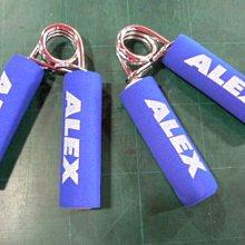 ☆嘉義水上全宏☆體適能第一品牌ALEX B-06 B06 新式泡棉握力器.